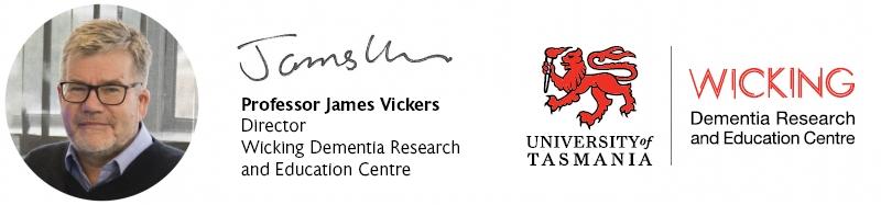 Professor James Vickers